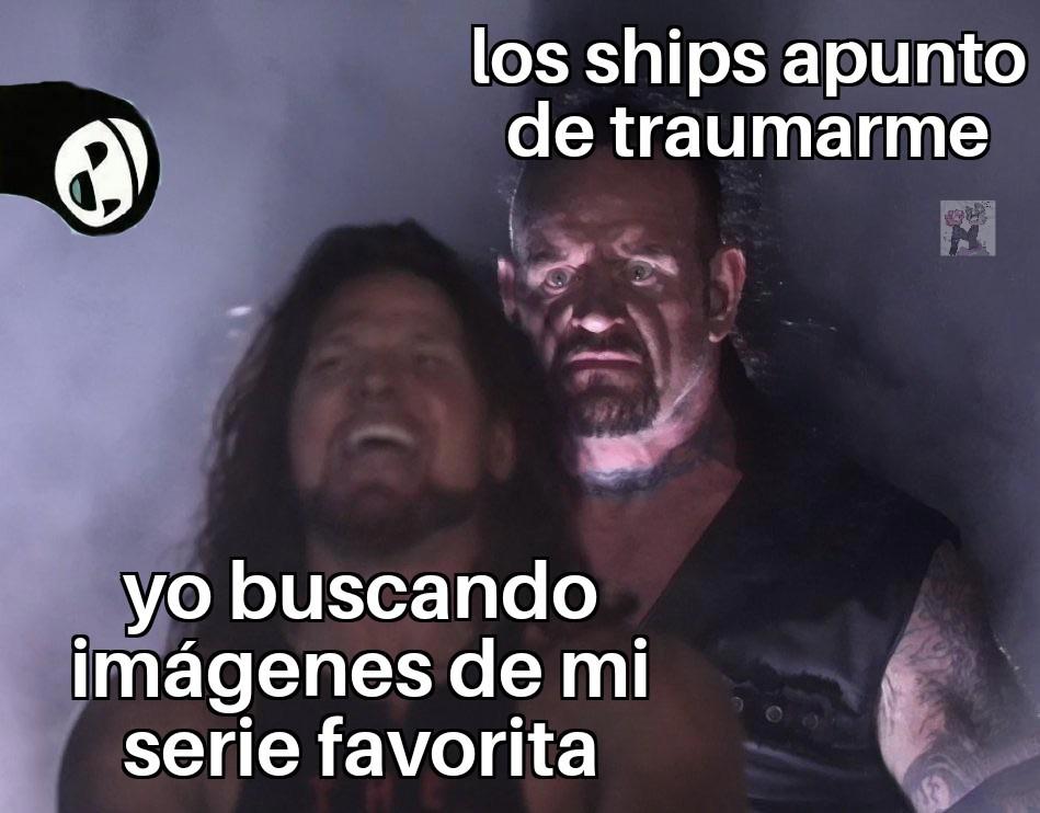 No me gustan no me gusta ver ships homesexuales - meme