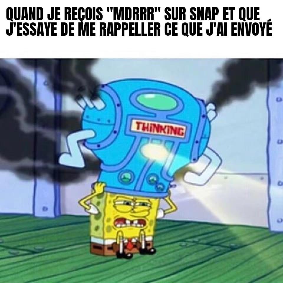 Thinking - meme