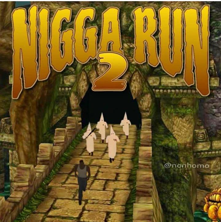 Run ! Tada dadadadadadadada - meme