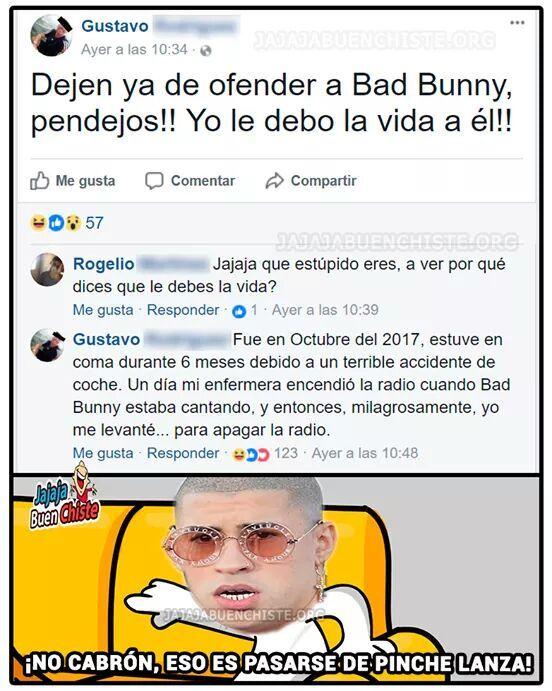 Busss bunny - meme