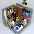 LEGO Anon's bedroom.