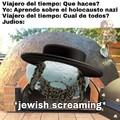 Un judío al bañarse usa jabon?