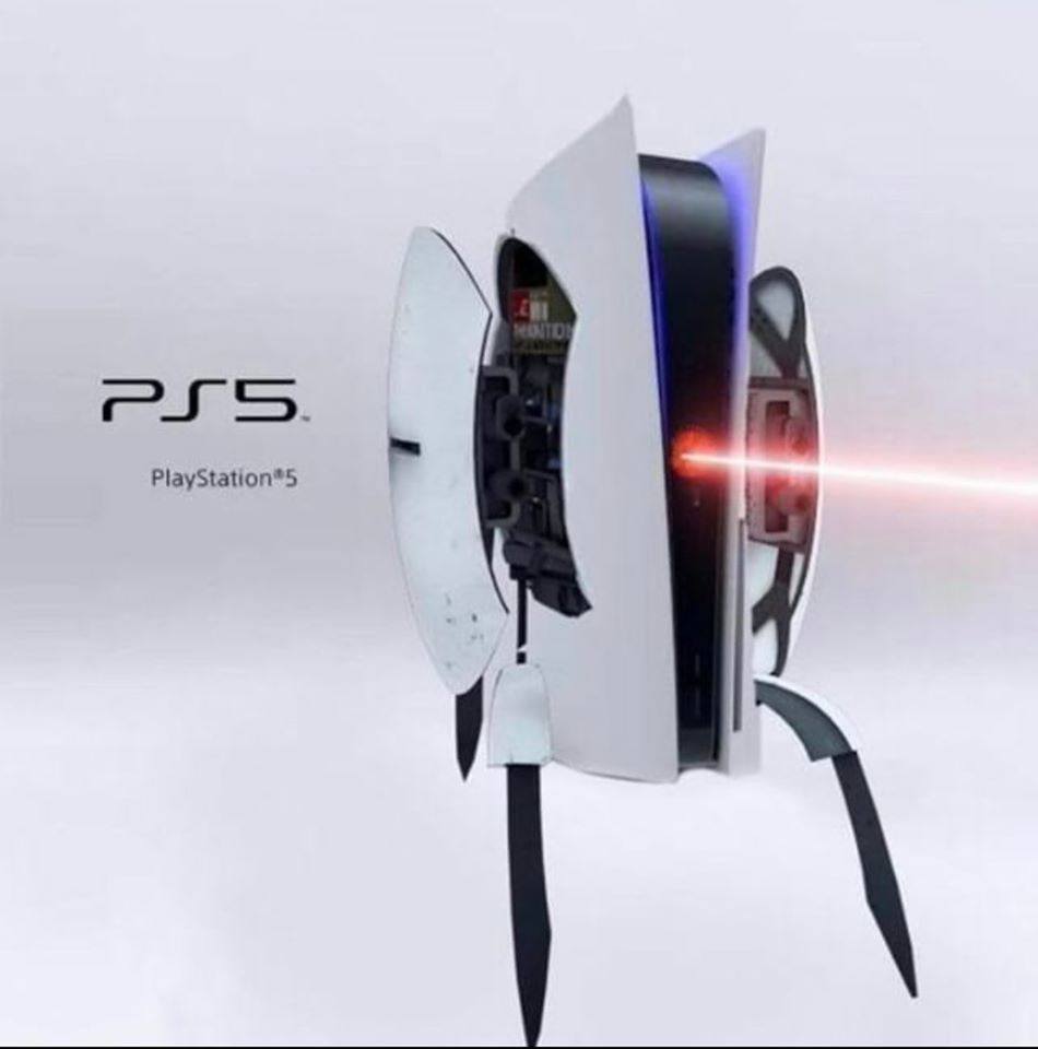 The new ps5 - meme