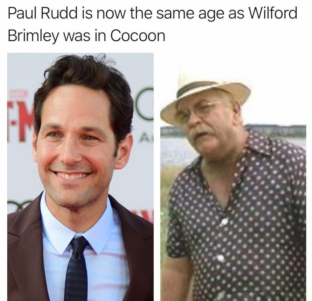 Ageless - meme