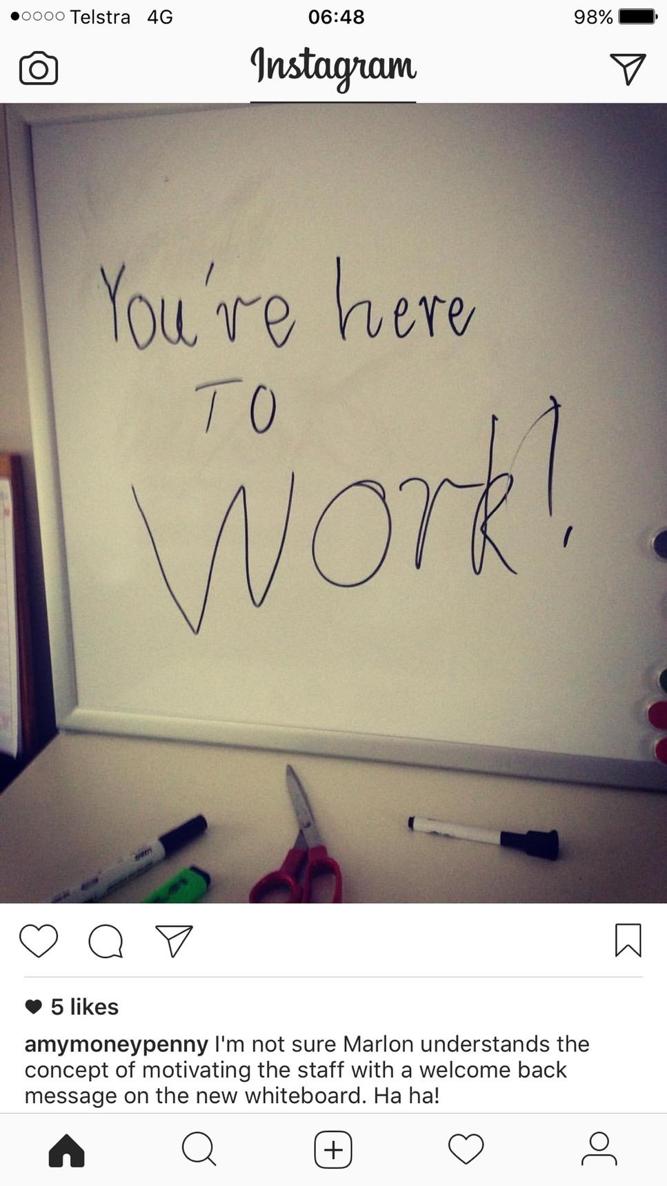 Workplace Motivation - meme