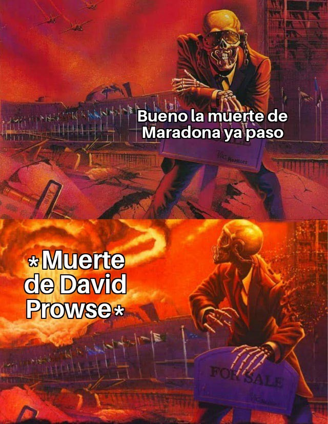 El imperio callo - meme