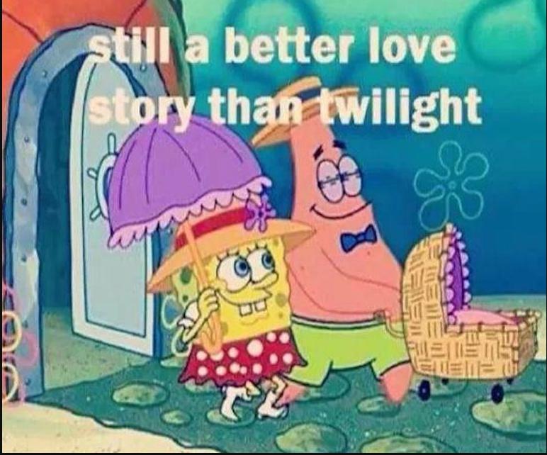 Spongebob episode name: Rock-a-Bye Bivalve - meme