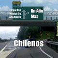 Feliz Año Nuevo Chileno