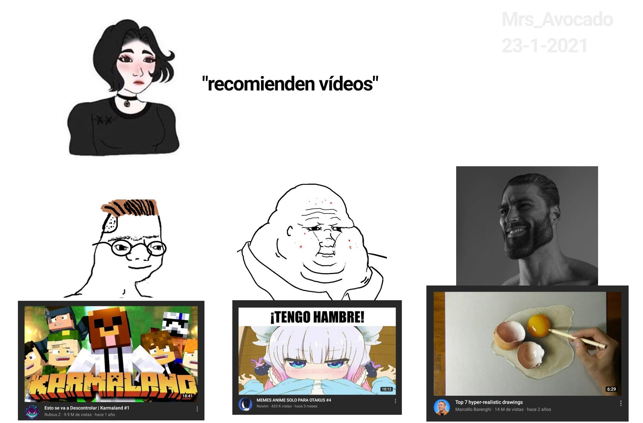 Idea usada - meme