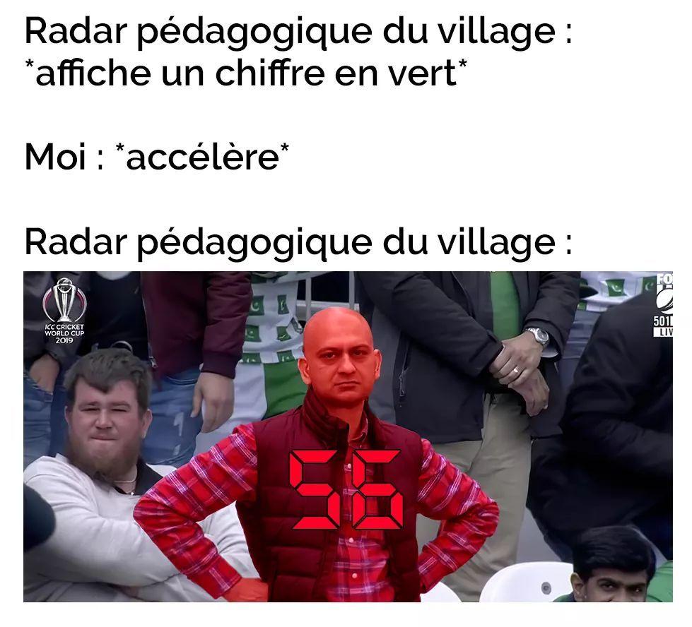 Ralentir svp - meme