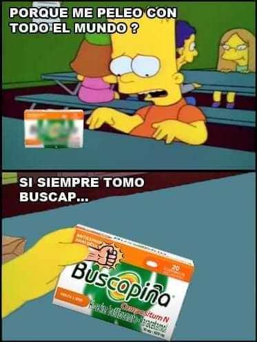 Piña=puñetazo - meme