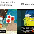 Italy loves poison bc they're toxic.