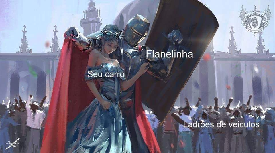 Heróis - meme
