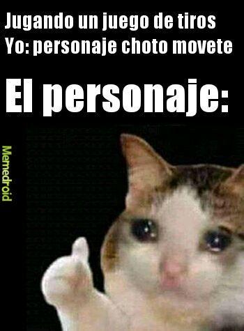 Juegos - meme