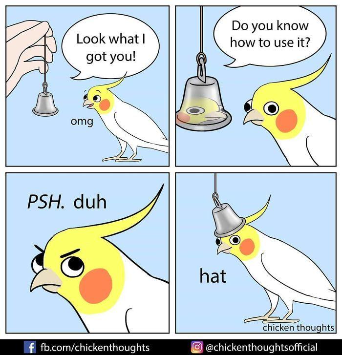 Lovely stupid - meme