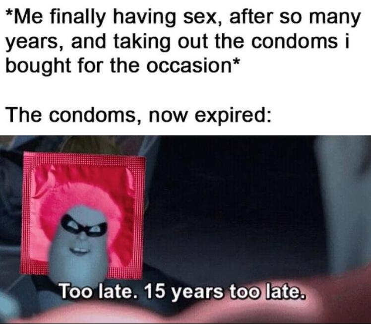 expired - meme