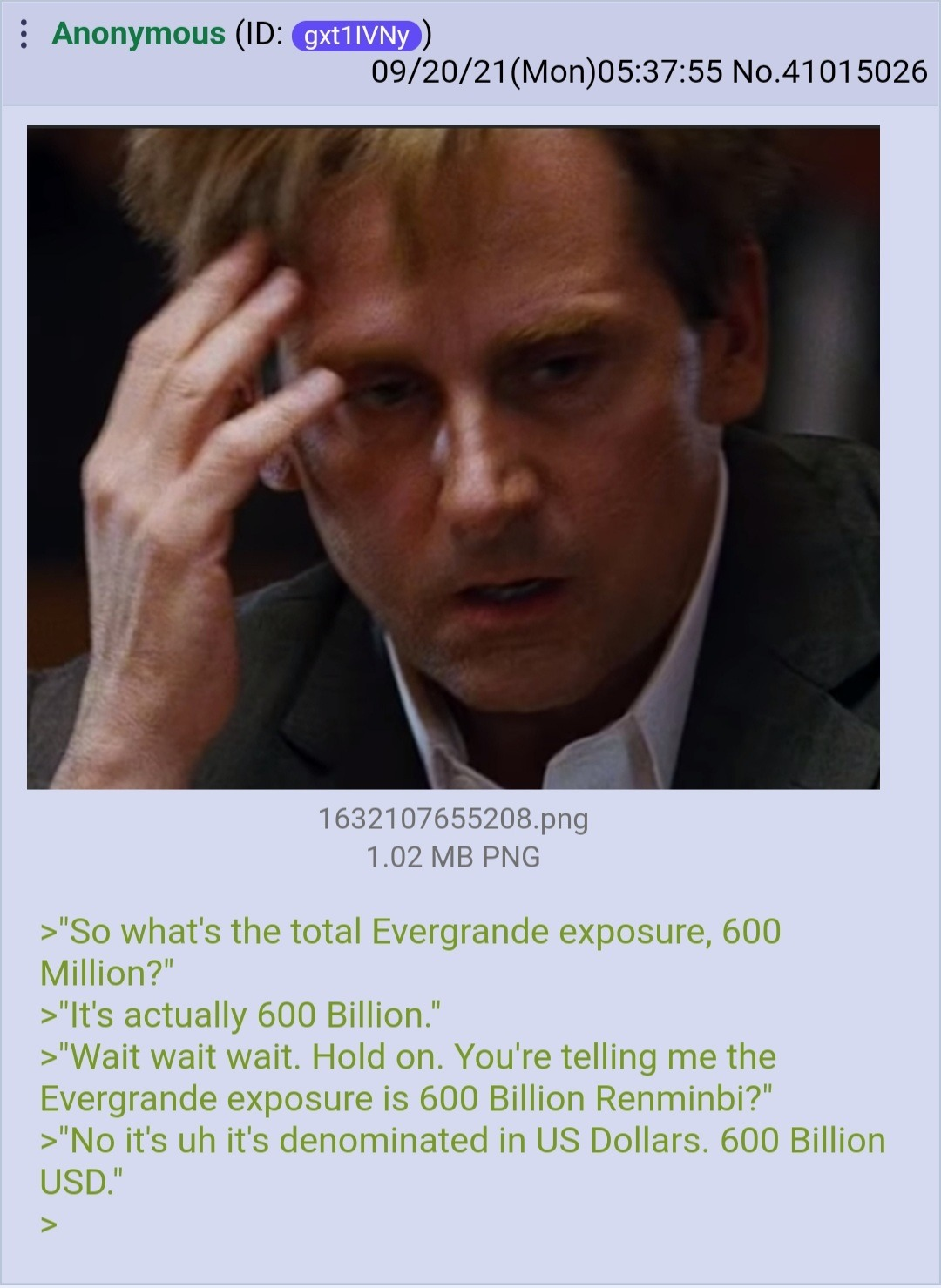 Economic Crisis 2: Electric Boogaloo - meme