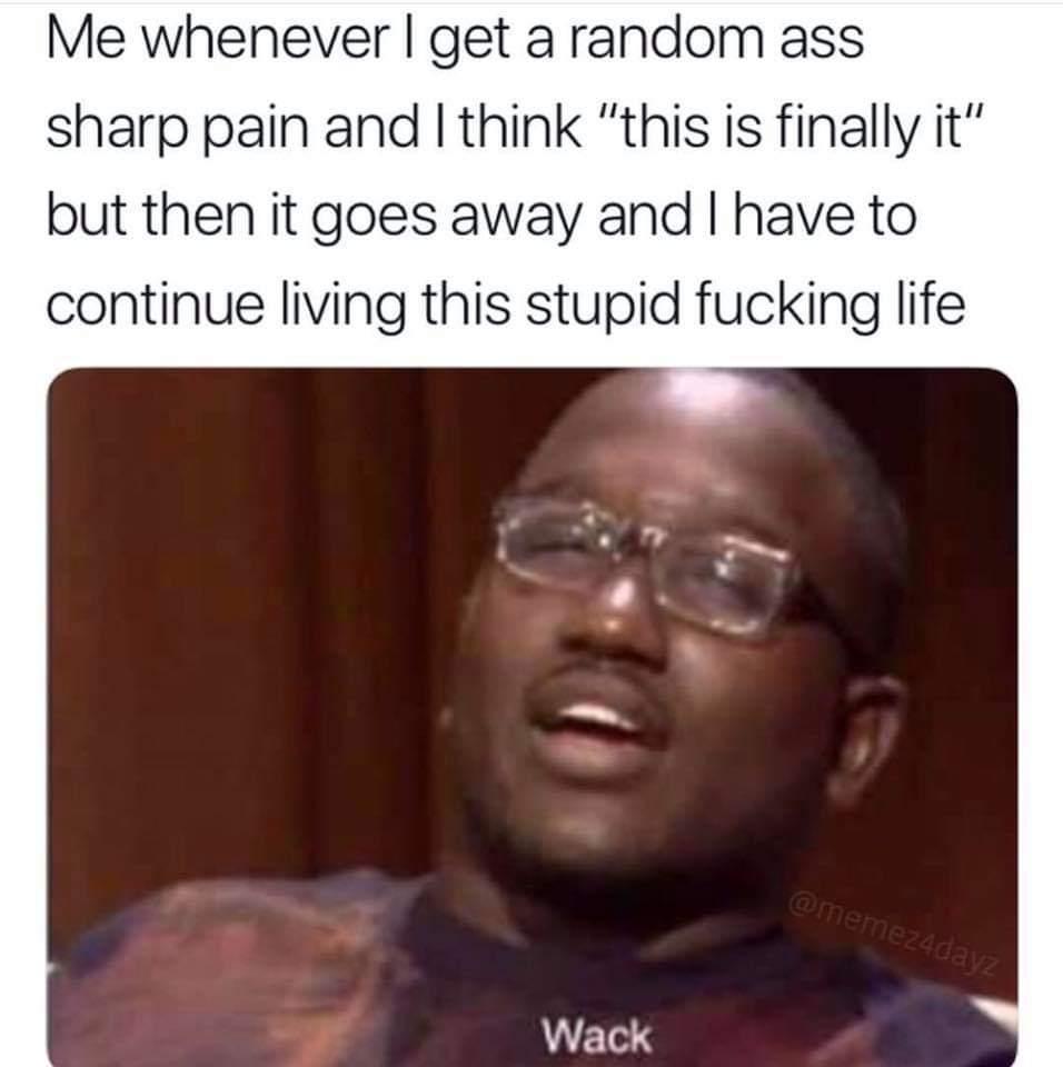 Oh dear lort - meme