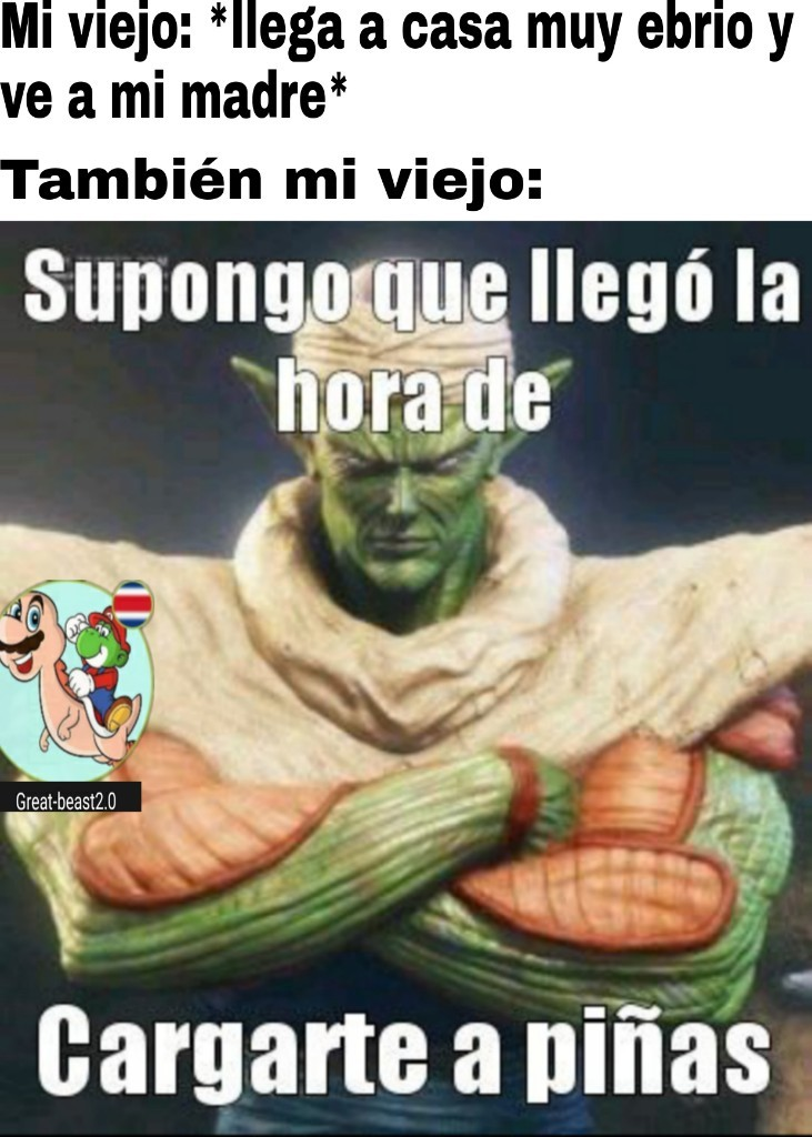Momento latinoamericano - meme