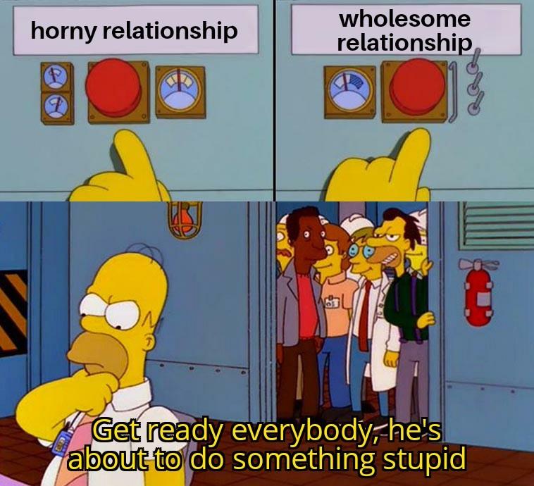 Le relationship - meme
