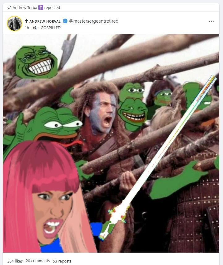 Toba is definitely one of us - meme