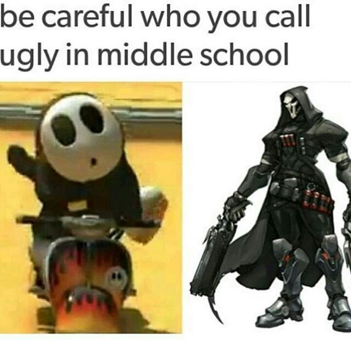Be careful - meme