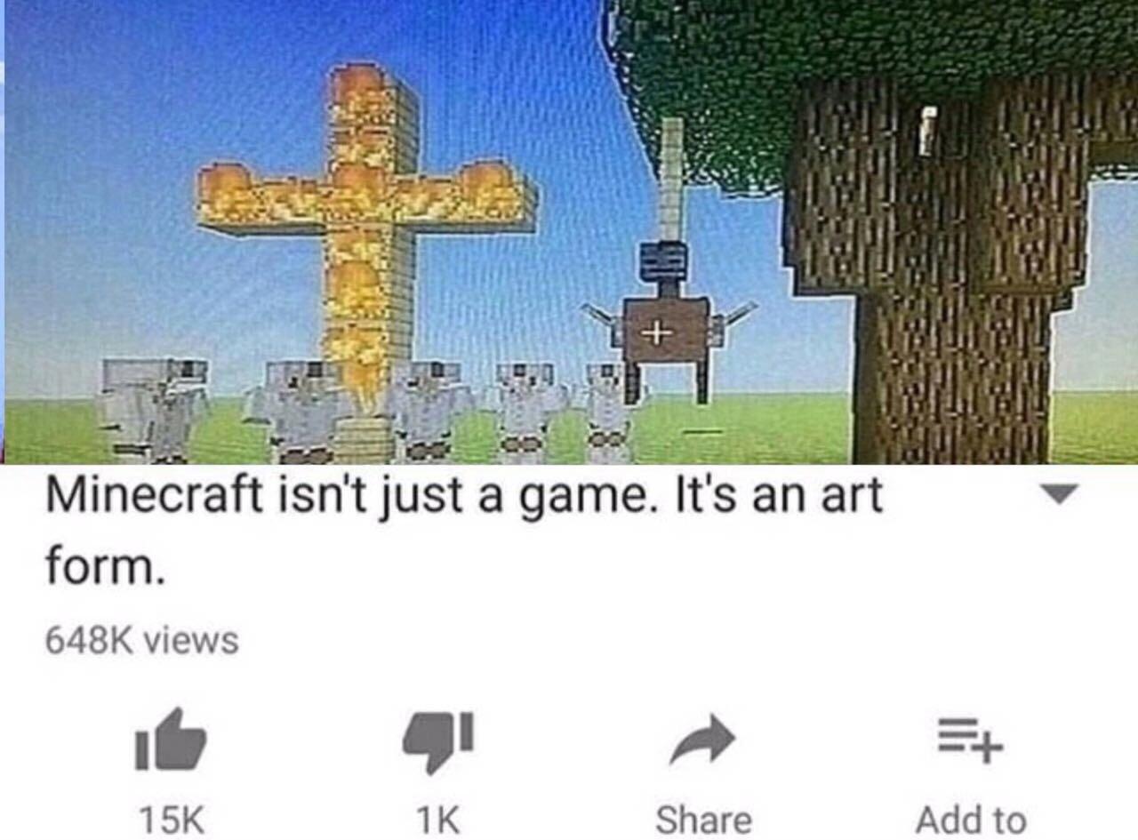 Arte pura - meme