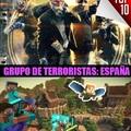 España, el país con los peores criminales del planeta.
