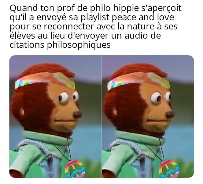 Quiproquo philosophique - meme
