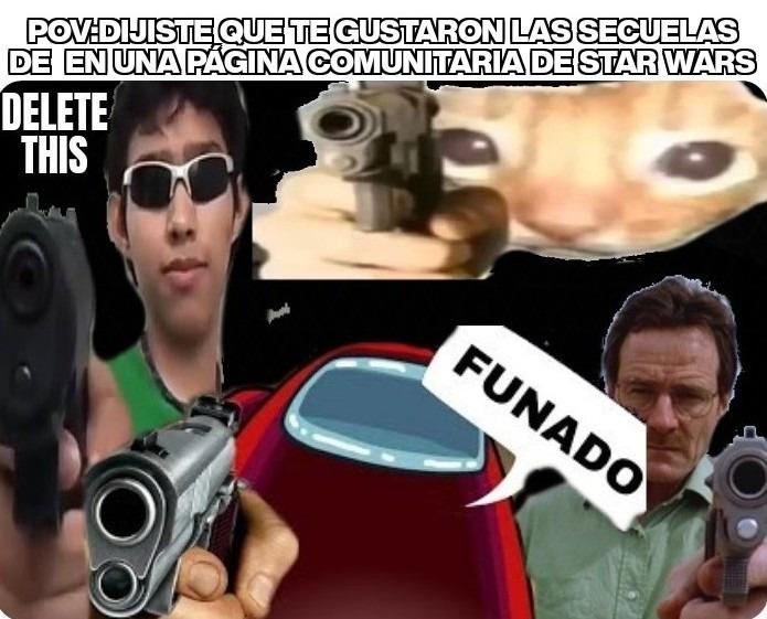Delete this - meme