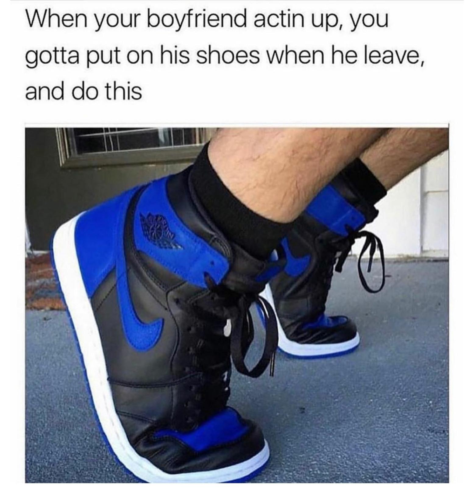 Jordans - meme