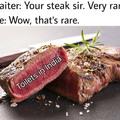 Very rare