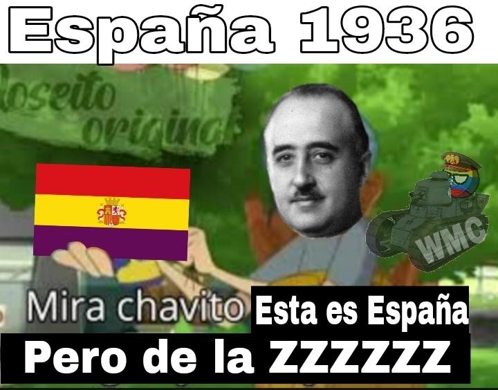 Algún español que me confirme el momazo - meme