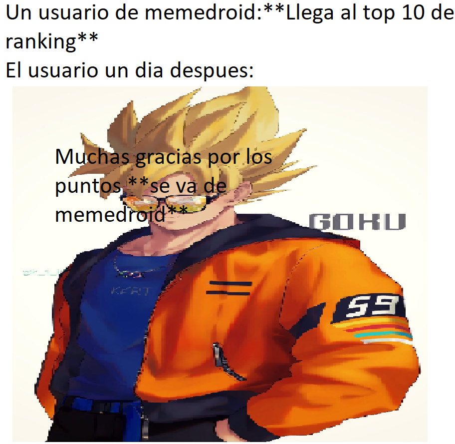 Perdon por la calidad - meme
