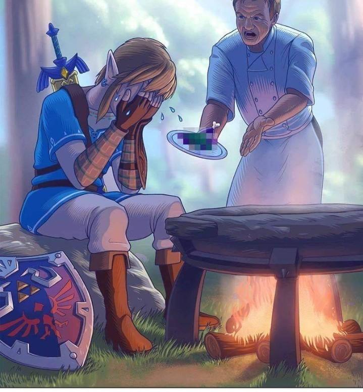 Link qué c*** es esto - meme