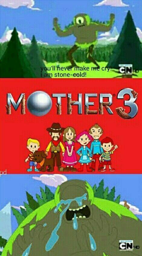 Mother = llorar como una perra - meme