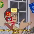 Comunismo é o meu ovo