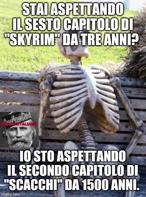 Scacchi II - meme