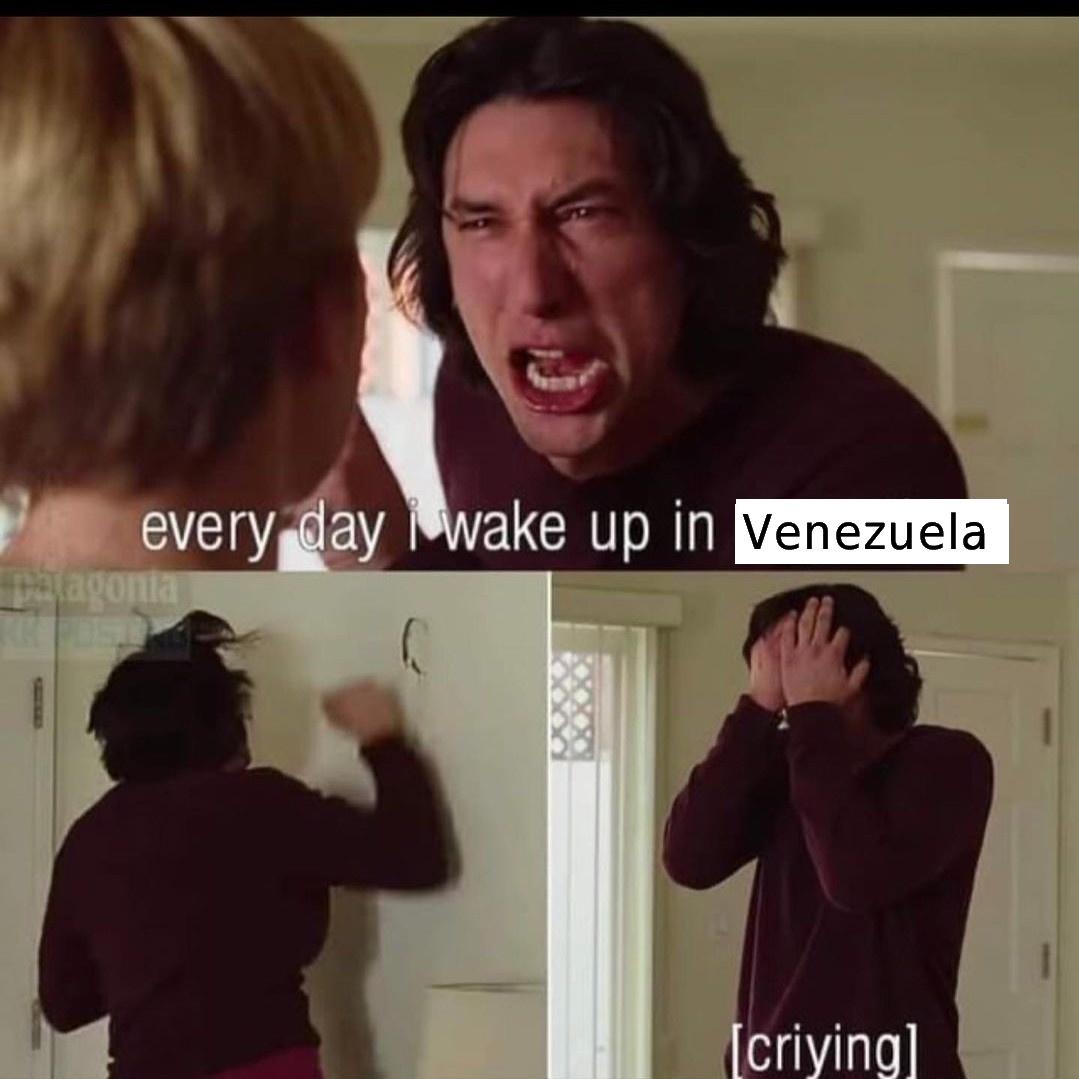 que es peor venezuela o argentina - meme