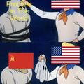 Still is like that, but with China
