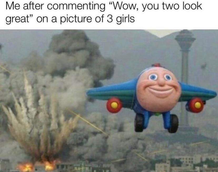 damage - meme
