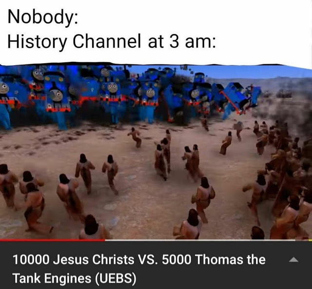 Jesús chad - meme