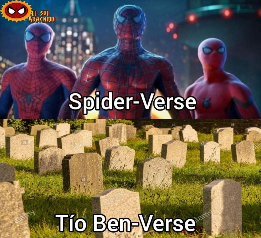 Tío Ben-verse :stonerstanley: - meme