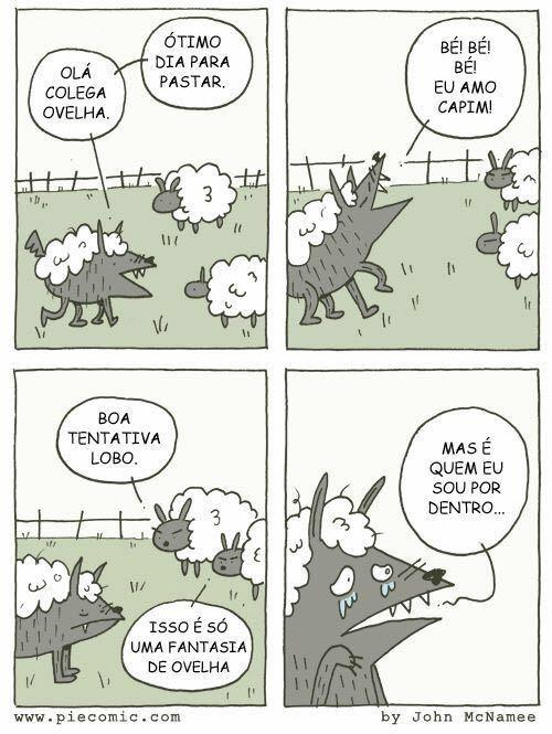 Po ovelha - meme