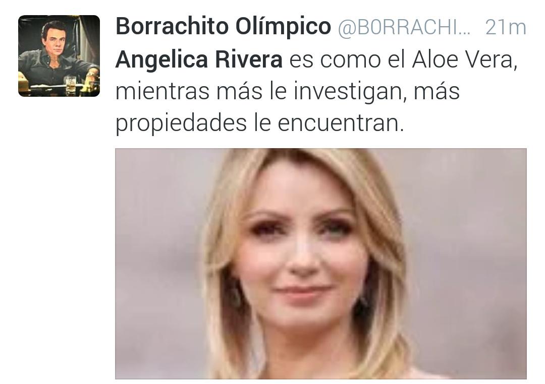 Angélica Rivera de Peña. México - meme