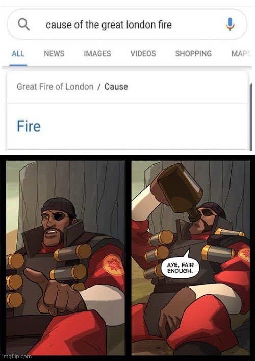 Insert TF2 comic page here - meme