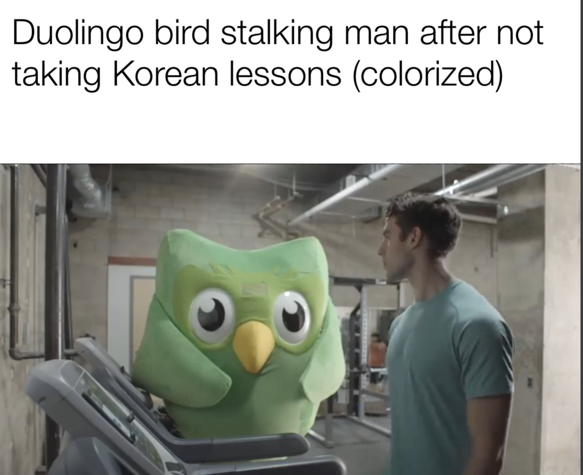 *stares intensely* - meme