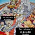 Hice un meme de Bolivia y el tercer mundo ríanse porfavor