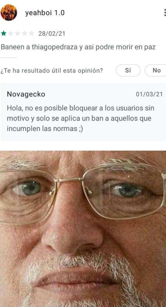 Novagecko simp - meme