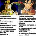 El broly retrasado vs el broly sad